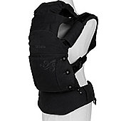 Moby Aria Baby Carrier in Black