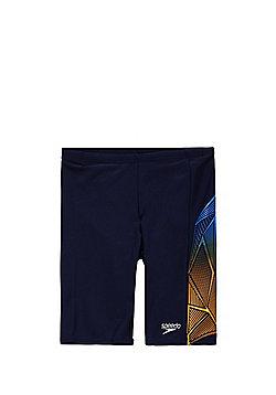 Speedo Endurance®10 Star Kick Logo Jammer Shorts - Navy