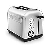 Morphy Richards Accents 2 Slice Toaster - Silver