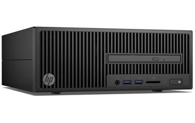 HP 280 G2 Small Form Factor PC SFF Intel Core i5 Windows 10 Pro Integrated Graphics