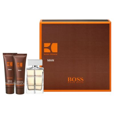 Hugo Boss Orange Male 60ml Eau de Toilette Gift Set