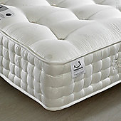 Happy Beds Tennyson 4000 Twin Pocket Sprung Orthopaedic Natural Fillings Mattress
