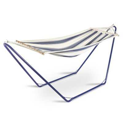 VonHaus 1 Person Hammock with Stand