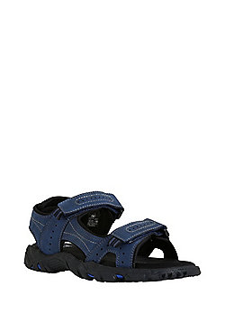 F&F Double Riptape Trekker Sandals - Navy