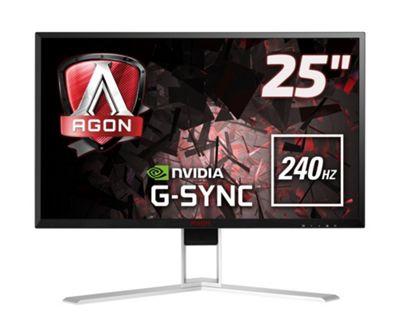 AOC AGON AG251FG 24.5 Full HD G-SYNC 240Hz Gaming Monitor