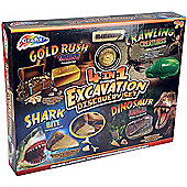 Dig and Discover - 4in1 Excavation Discovery Set