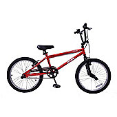 "Hawk Urban Freestyler BMX Bike 20"" Wheel Red"