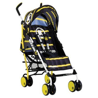 Koochi Sneaker Pushchair, Primary Yellow