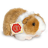 Teddy Hermann 20cm Gold And White Guinea Pig Plush Soft Toy