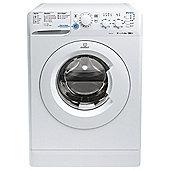 Indesit Innex XWSC 61251 W 6kg, 1200 rpm Washing Machine - White