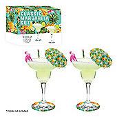 Margarita Cocktail Glass Gift Set
