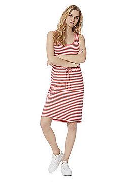 Vila Striped Jersey Dress - Multi