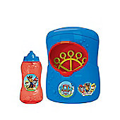 Paw Patrol Bubble Machine Kids Children Bubble Maker Toy