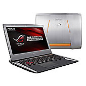 "ASUS G752 17.3"" Intel Core i7 GTX 980M 16GB RAM 512GB Windows 10 Gaming Laptops Silver"