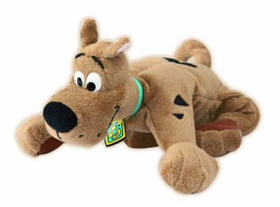 Scooby Doo Plush Toy Collectable - Games/Puzzles