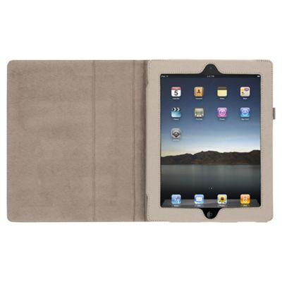 Griffin Elan Folio Canvas Case for Apple iPad 3/iPad 2 - Cream