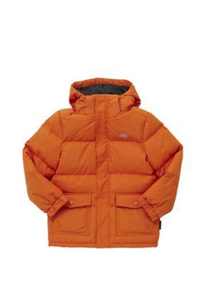 Trespass Marcel Padded Jacket 3-4 years Orange