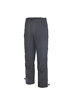 Trespass Ladies Curtis Trousers - Grey