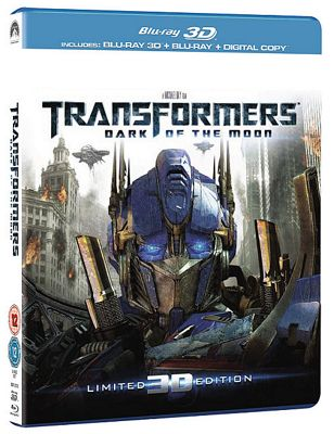 Transformers - Dark Of The Moon (3D Blu-Ray)
