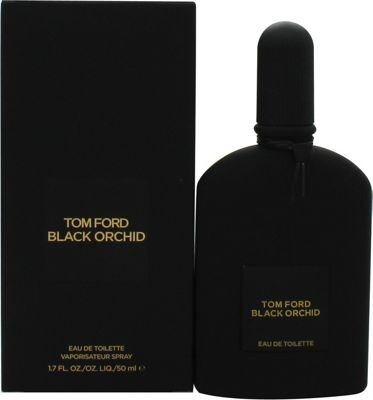 Tom Ford Black Orchid Eau de Toilette (EDT) 50ml Spray For Women