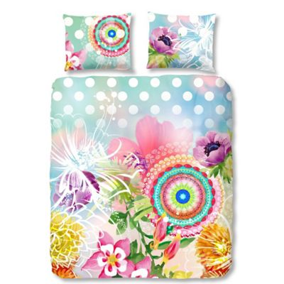 Bedding Box Hip Gimari Mandala Duvet Cover Set Double