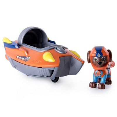 Paw Patrol Basic Vehicle Zuma Sea Patrol Action Figure