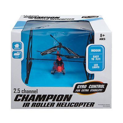 Roller Helicopter