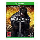 Kingdom Come Deliverance: Special Edition Xbox One