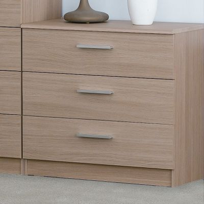 Alto Furniture Visualise Shaker Three Drawer Chest