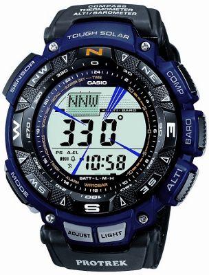 Casio Computer PRG-240B-2ER Pro-Trek Watch