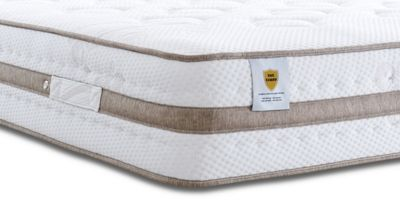 Land Of Beds Lomond Small Single Mattress - Firm