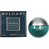 Bvlgari Aqva Pour Homme Eau de Toilette (EDT) 100ml Spray For Men