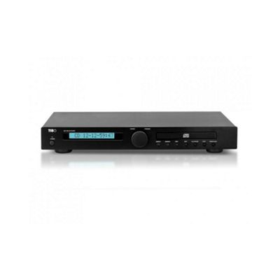 CDP410-BLACK CD Player with CD/-R/-RW & MP3 CD Support in Black