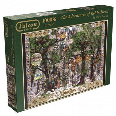 Robin Hood - 1000pc Puzzle