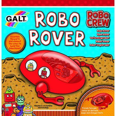 Galt Robo Rover Book