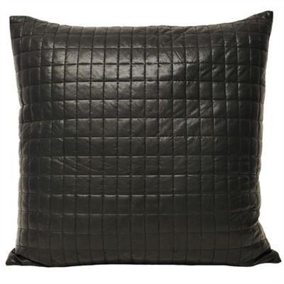 Riva Home Malone Black Cushion Cover - 55x55cm