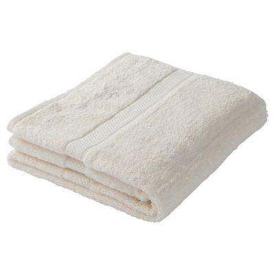 Finest Pima Face Cloth Ivory