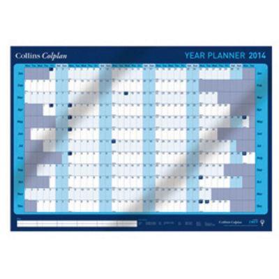 buy colplan year wall calendar planner from our calendars range tesco