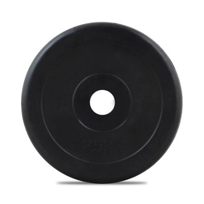 Bodymax Standard Rubber Weight Plate - 2.5kg