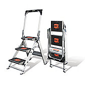 Little Giant 3 Tread Safety Step Ladder