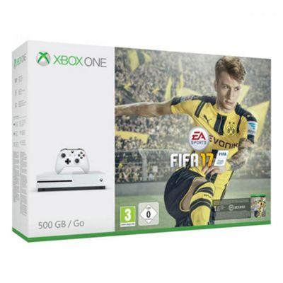 Xbox One S 500GB FIFA 17 Console