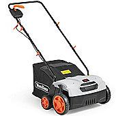 VonHaus Electric Lawn Rake