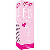 Pretty BB Cream All In One Blemish Balm 50ml -Light