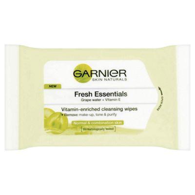 Garnier Clean & Fresh Wipes