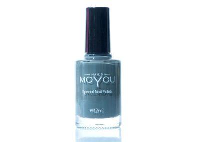 MoYou Special Nail Polish - Down Grey