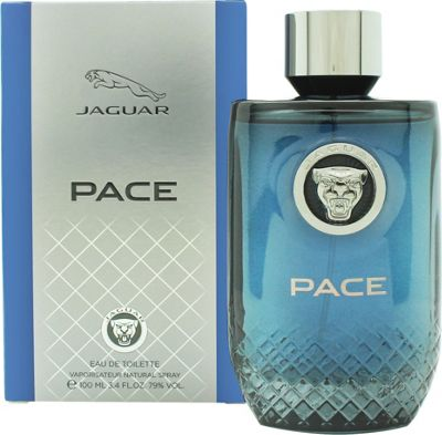 Jaguar Pace Eau de Toilette (EDT) 100ml Spray For Men