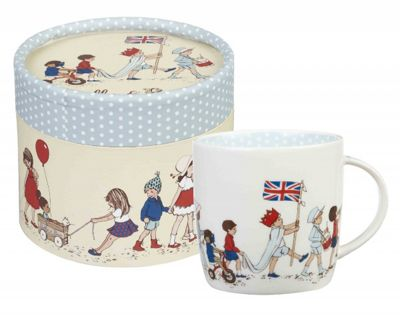 Churchill Belle and Boo Parade Mug with Gift Box
