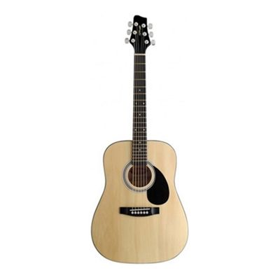 Stagg SW201 3/4 Dreadnought Acoustic Guitar - Natural