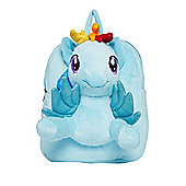 Hasbro My Little Pony Rainbow Dash Plush Backpack Blue One Size