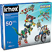 KNEX Innovation Station Building Set